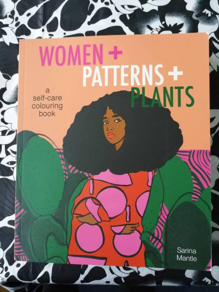 Women + Patters + Plants