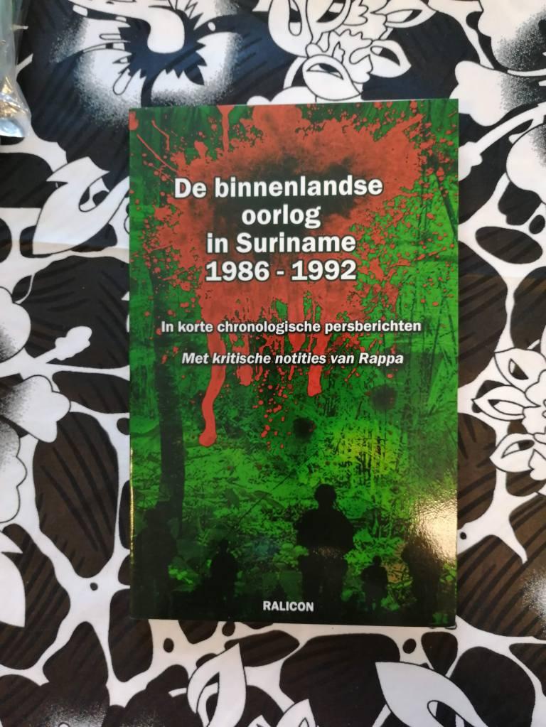 De binnenlandse oorlog in Suriname 1986-1992