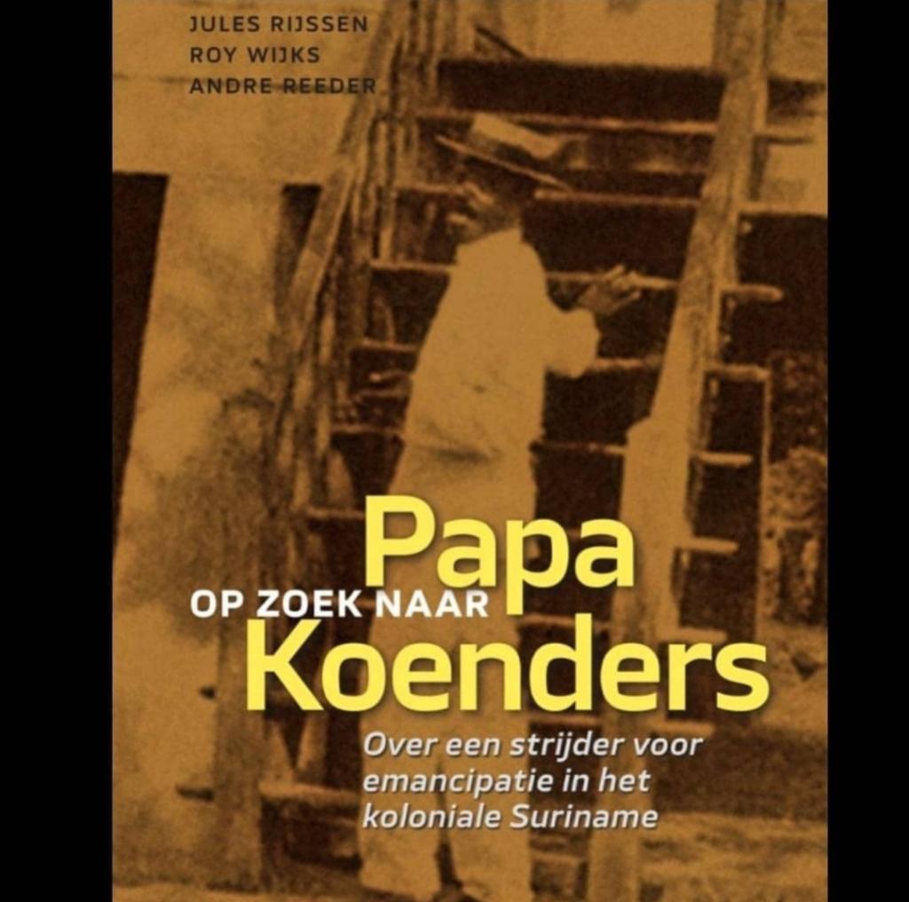 Op zoek naar papa Koenders
